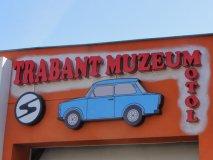 Pozvánka do muzea Trabantů v pražském Motole (Plzeňská 215b)