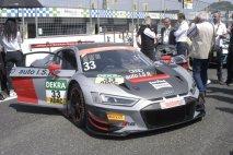 Českému týmu ISR se první závody ADAC GT Masters nevydařily, jezdci zůstali bez bodů