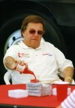 Carl Haas v Mid Ohiu 1992, zakladatel úspěšného týmu Indy Car a prvního týmu Haas ve formuli 1, dovozce vozů Lola do USA a bývalý závodník (Foto Tom Hyan)