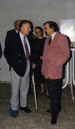 S dlouholetým šéfredaktorem Ing. Milanem Jozífem v roce 1995