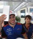 Pierre Gasly (Toro Rosso STR13) vybojoval šesté místo v závodě
