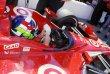 Dario Franchitti za volantem