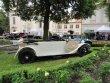 Tatra 17 ještě s kapalinou chlazeným řadovým šestiválcem, ale už s nosnou rourou páteřového podvozku (1927)