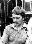 Nigel Mansell, nová hvězda týmu John Player Special (Lotus 87 Ford DFV)