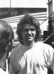 Fabrizio Barbazza, Ital z Monzy, odpadl s poruchou převodovky (Arciero/Penske PC-17 Chevy)
