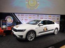 Volkswagen Passat následuje Golfa a Polo na stupni nejvyšším jako evropský Vůz roku 2015