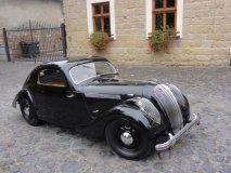 Škoda Popular Monte Carlo (typ 909) patří k nejkrásnějším vozům třicátých let z Mladé Boleslavi