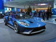 Ford GT model 2016 byl největším překvapením autosalonu