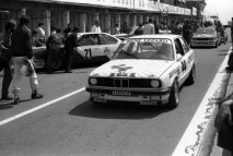 Břetislav Enge hostoval v týmu BMW Linder Motorsport, v závodě vůz vyřadila porucha ve 37. kole (BMW 325i)