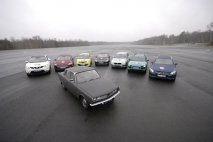 Rover 2000, Vůz roku 1963/1964, a sedm finalistů ročníku 2015