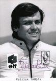 Patrick Tambay (1977 Renault Turbo F1)