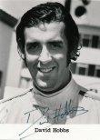 Všestranný David Hobbs jezdil formuli 1, Indy Car, sportovní i cestovní vozy (foto z roku 1973)
