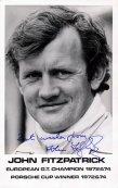 John Fitzpatrick, hvězda závodů cestovních a sportovních vozů (1974)