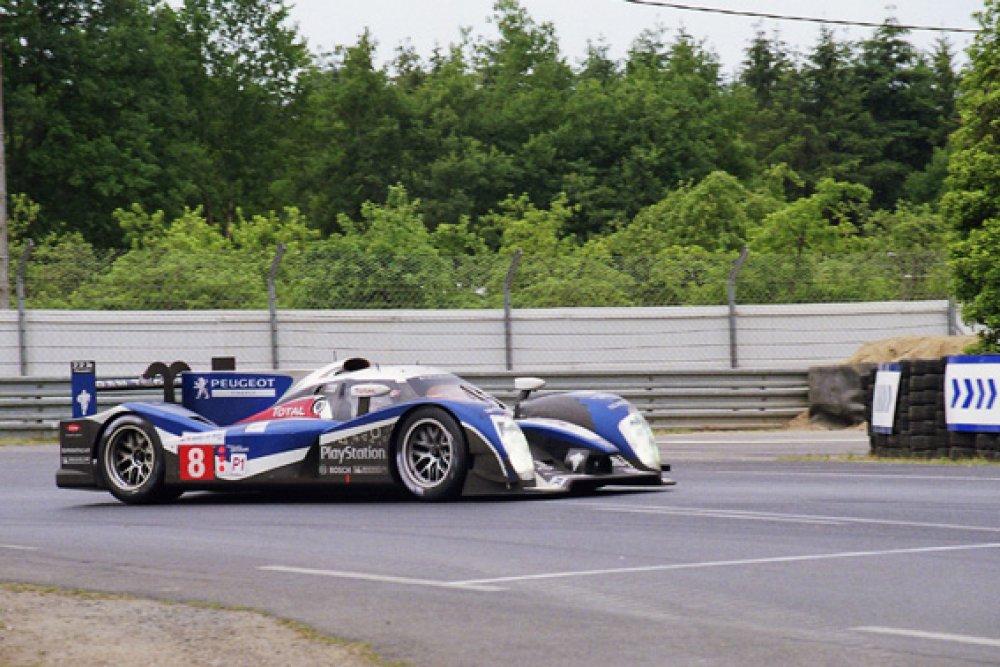 Tom Hyan 24 H Le Mans 2011 Největ 237 Z 225 Vod