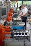 Smlouva na výrobu motorů McLaren u britské firmy Ricardo byla letos prodloužena (Foto McLaren)