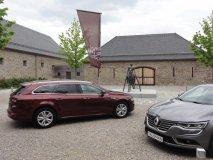 Nové velké kombi Renault Talisman Grandtour (a sedan Talisman) se představilo v Horse Parku Kamenný dvůr v Bukové u Příbramě