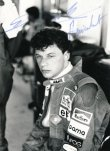 Olivier Grouillard (Hungaroring 1987)