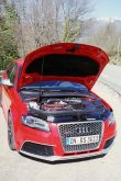 Pětiválcový motor patři k tradici Audi…