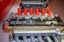 Řadový šestiválec typické konstrukce BMW (pro typ M1; 1978)