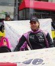 Jan Charouz (Oak Racing) před startem…