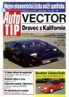 První číslo Autotipu 1990; toho Vectora samozřejmě napsal Tom Hyan…