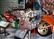Čtyřrotorový motor Mazda R-26B vítěze Le Mans o výkonu 700 koní