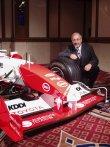 Tom Hyan a Toyota formule 1 (Tokio 2006)