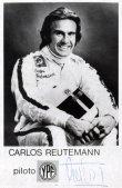 Argentinec Carlos Reutemann (ročník 1942) v roce 1972 jezdil na Brabhamu F1