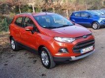 Ford EcoSport vznikl v Brazílii, pro evropské zákazníky se však bude vyrábět v Indii