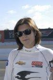 Katherine Legge se v Sonomě vrátila do Indy Caru
