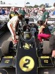 Rodina Emersona Fittipaldiho a slavný Lotus 72