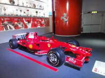 Ferrari F2008 (Felipe Massa, osmiválec 2,4 l)